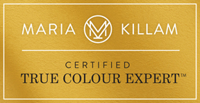 Maria Killim Certified Colour Expert logo